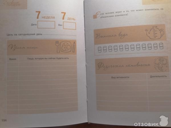 Дневник похудения с Игорем Обуховским - NeBoletcom