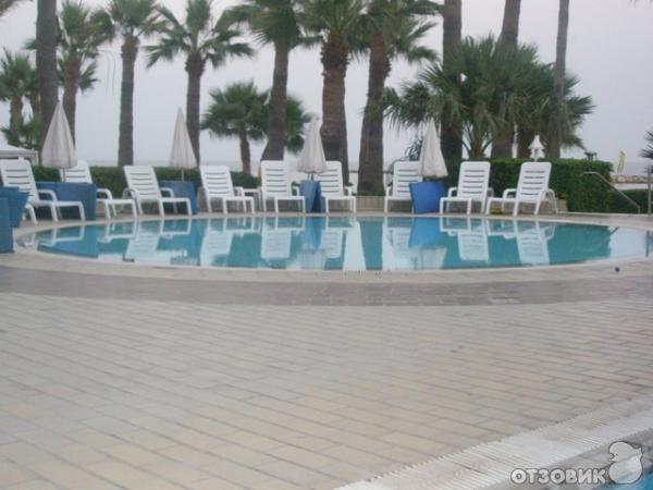 Отель palm beach 4 кипр ларнака