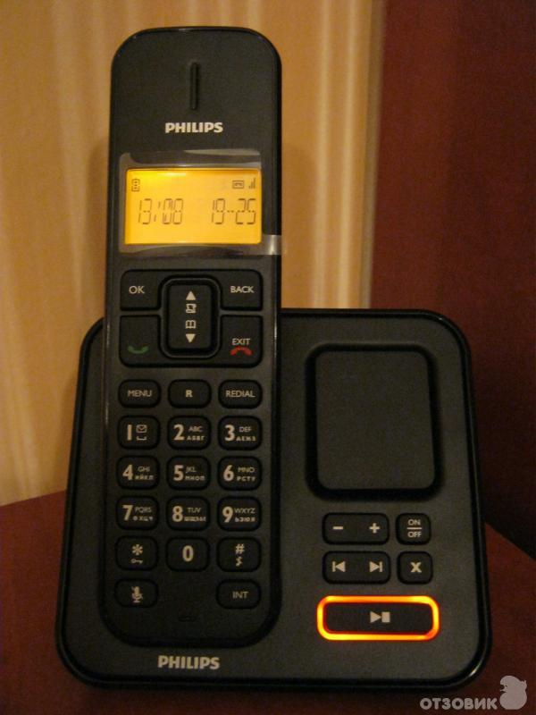 Инструкция К Радиотелефону Philips Cd 150