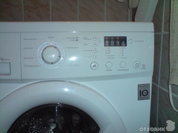 инструкция стиральная машина Lg F8091ld - фото 7
