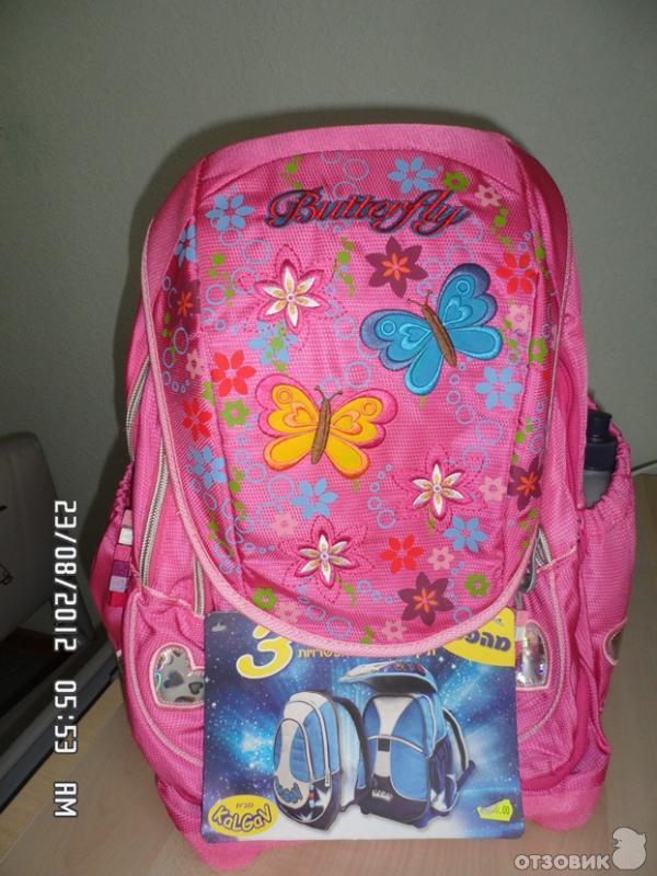 Рюкзаки школьные калгав упаковка велорюкзака