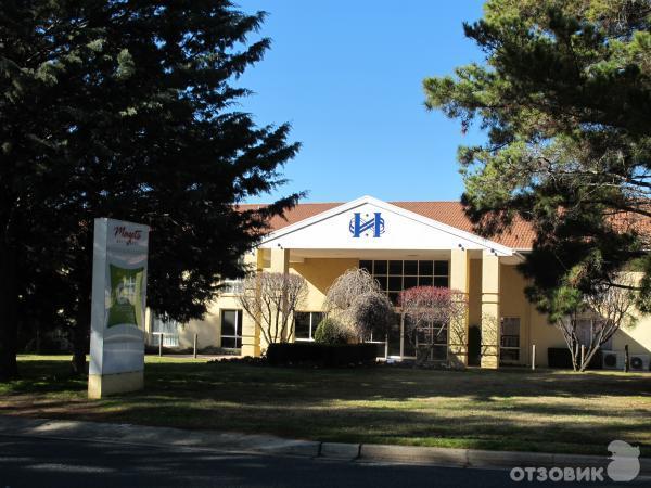 Отель All Seasons 4* (Австралия, Канберра) фото