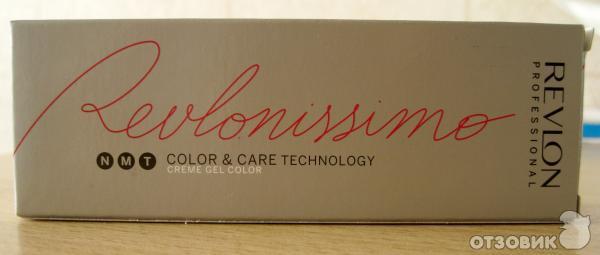 Профессиональная краска для волос ревлон-отзывы