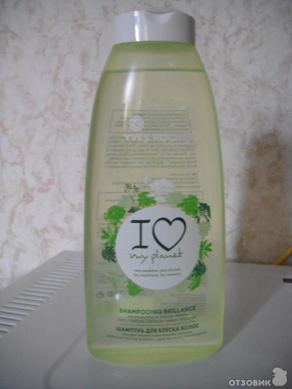 Эко-шампунь для блеска волос ив роше отзывы