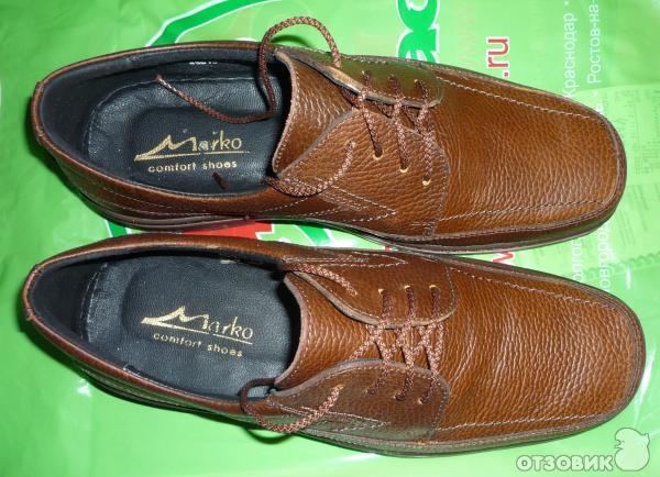 Мужская Обувь Марко