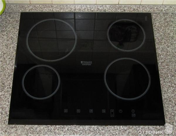 Hotpoint-ariston Schott Ceran Инструкция - фото 4