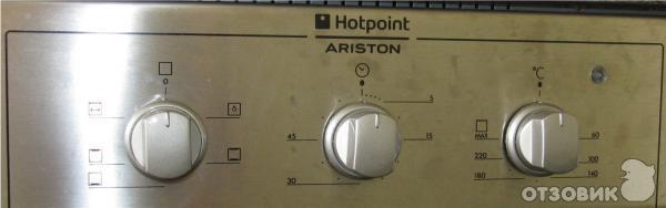 ariston инструкция электродуховка