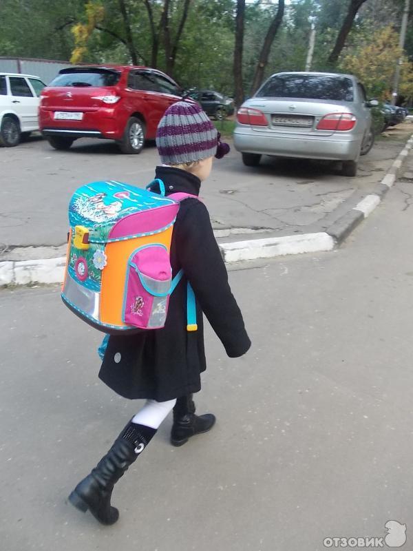 рюкзак для первоклашки