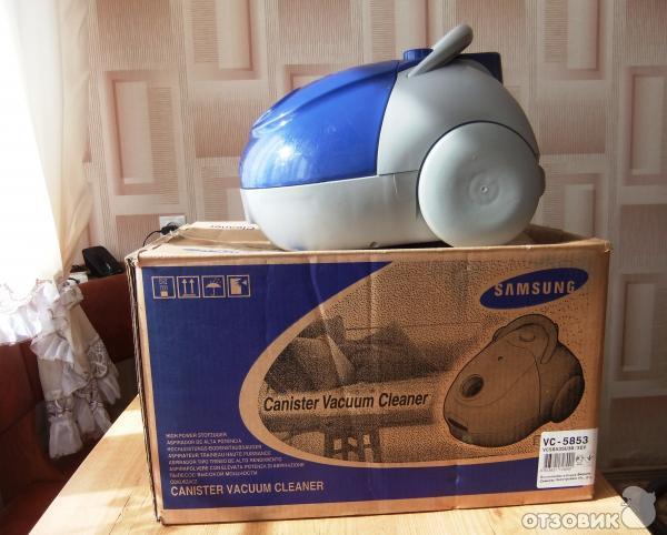Пылесос Samsung 1300w Инструкция - фото 10