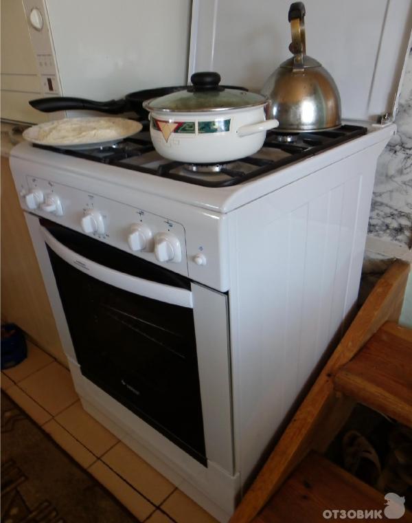 Газовая плита Gefest 61 - 4 СН2 - купить | цены