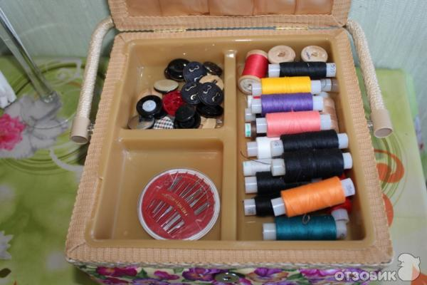 Коробочка для швейных ниток своими руками 86