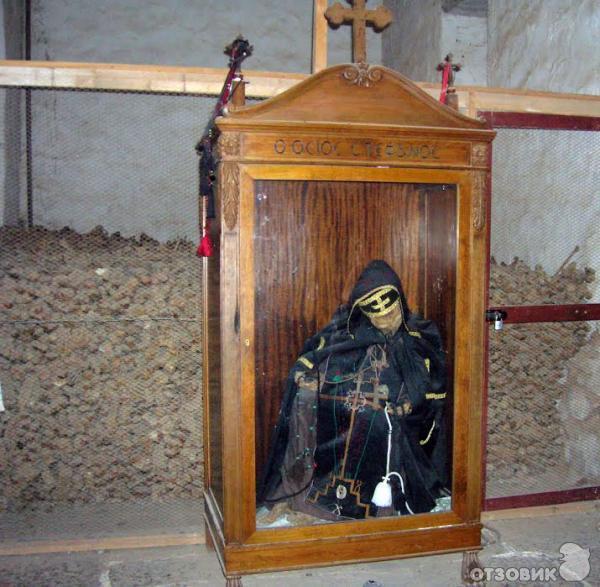 Монастырь Святой Екатерины (Египет, Синайский полуостров) фото