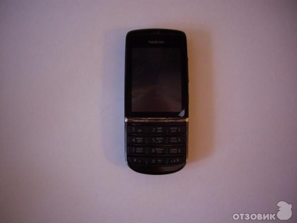 Телефон полусенсорный