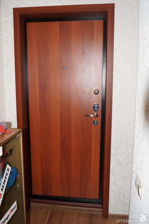 дверь металлическая антивандальная широкая