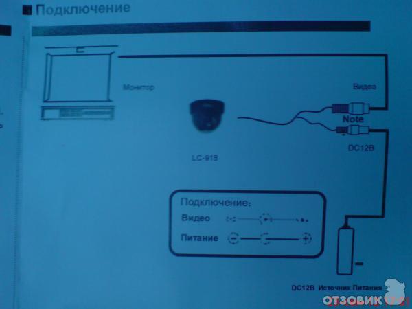 Отзыв: Цветная купольная камера Oltec LC-918 - Дополнительный обзор коридора с камерой наблюдения oltec LC-918.