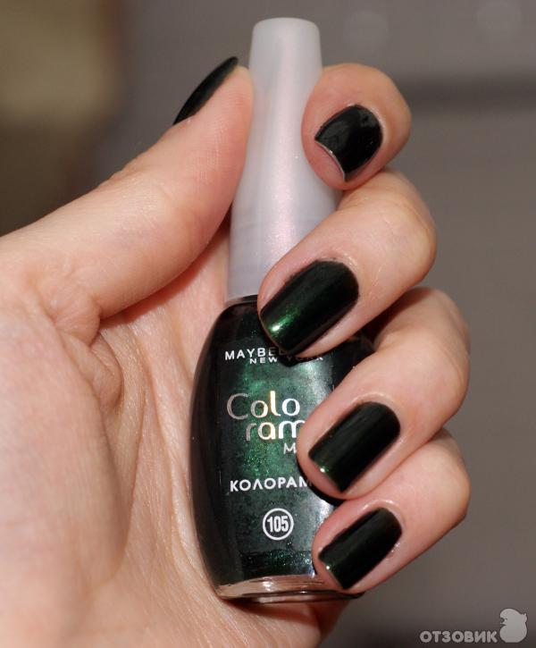 Красивый цвет лака для ногтей фото