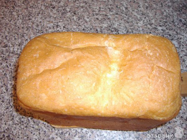 Рецепт простого хлеба мулинекс