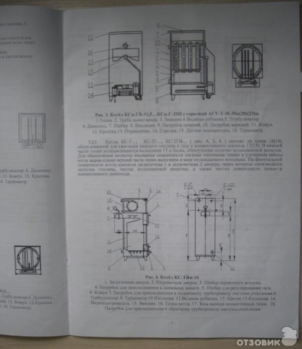 Газовые котлы конорд инструкция