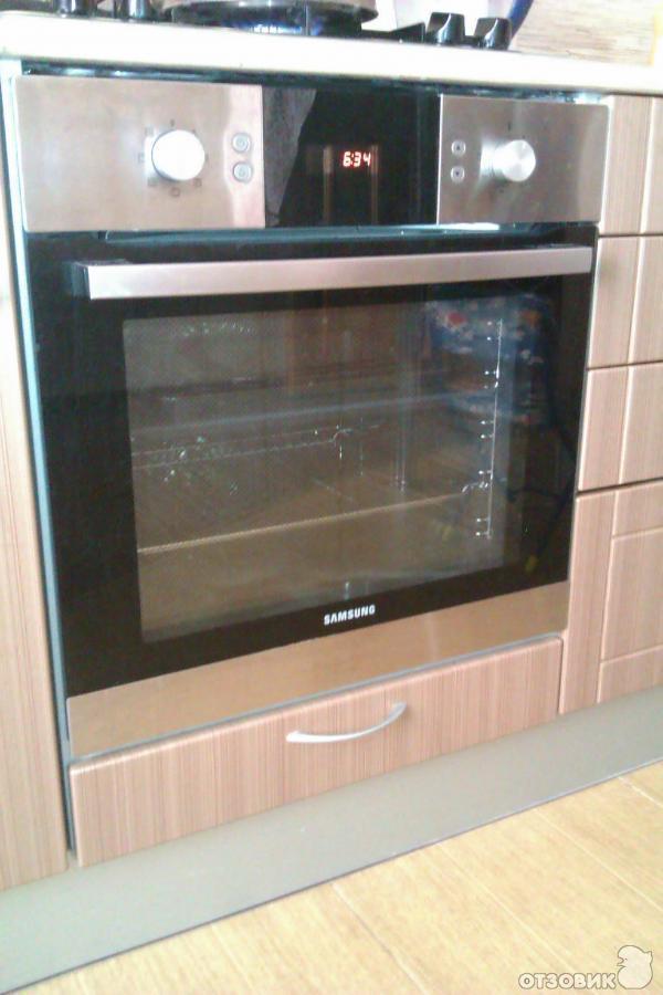 отзыв о встраиваемый духовой шкаф Samsung Bfn1351t моему восторгу
