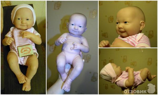 Как сделать настоящего ребенка для детей 527