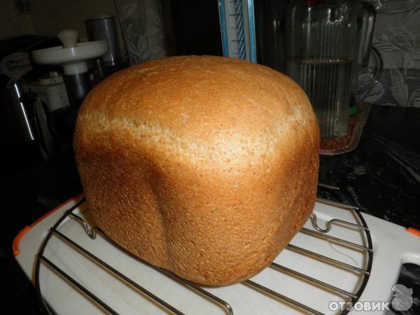 Чёрный хлеб в хлебопечке редмонд рецепты