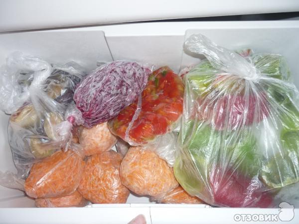 Какие овощи можно замораживать в домашних условиях