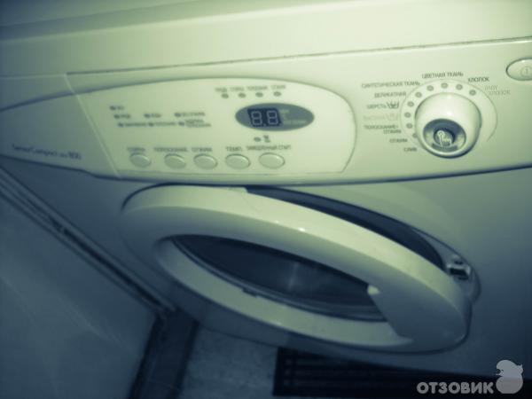 Отзыв: Стиральная машина Samsung Sensor Compact S803J - Компактная стиральная машина.