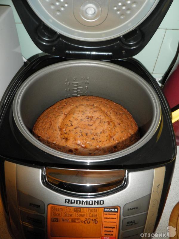 Кекс в мультиваркеы с фото редмонд