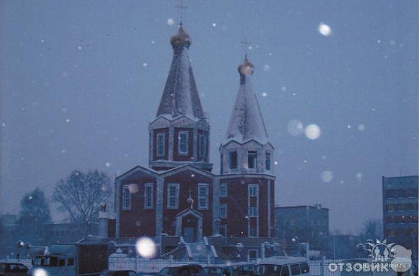 Зелёный и красивый город Северск фото