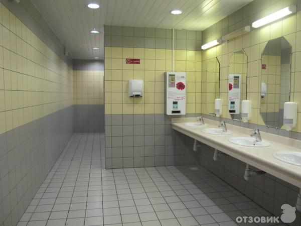 Женский туалет в торговом центре видео моему