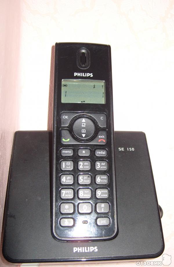 Телефон Philips Se 150 Инструкция - фото 6