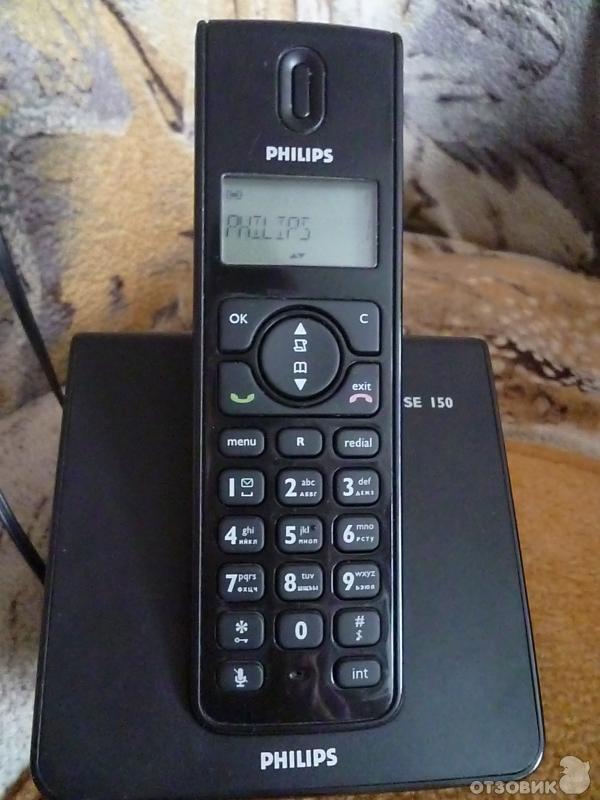 Телефон philips se 150 инструкция