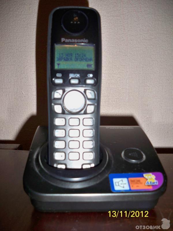 Домашние телефоны панасоник инструкция