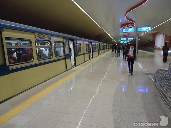 1974 года Софийское метро