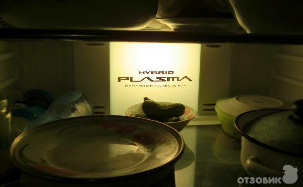 Как заменить лампочку в холодильнике тошиба