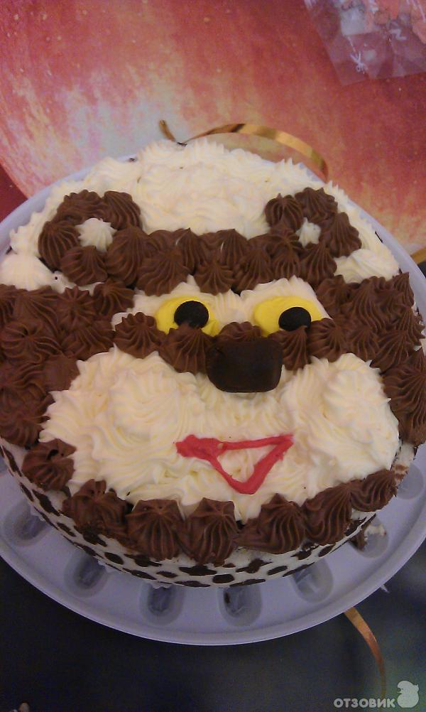 торт мишка от палыча рецепт