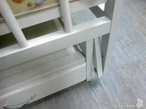 Детская кроватка Bambini