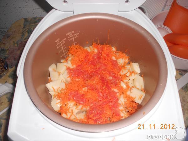 Рецепт салата фунчоза с овощами