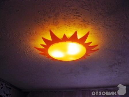 икеа люстра солнышко инструкция - фото 5