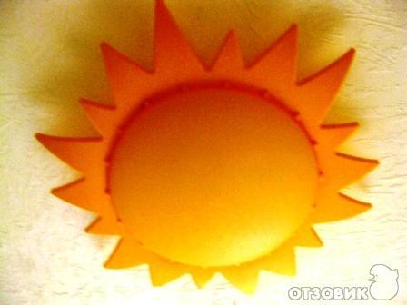 икеа люстра солнышко инструкция - фото 9