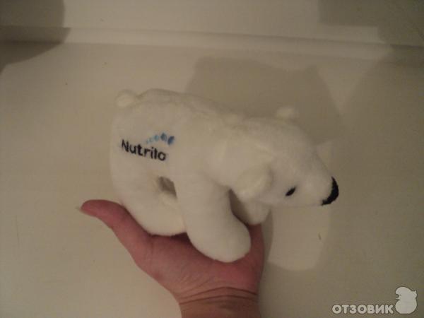 Нутрилон медведь в подарок 52
