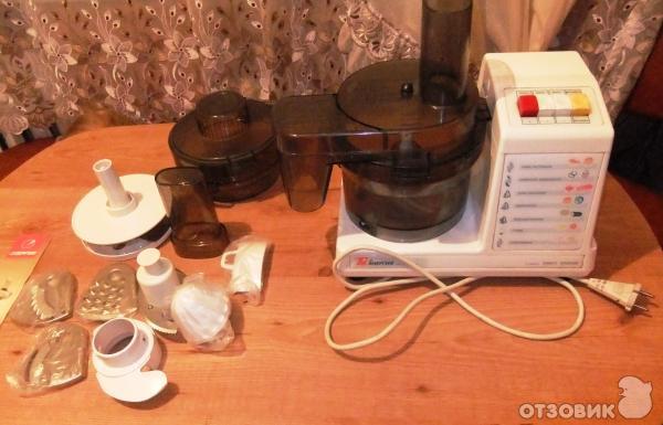Кухонный Процессор Энергия Инструкция По Применению img-1