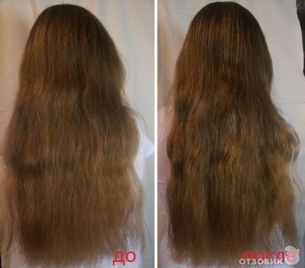 Сухие волосы отзывы