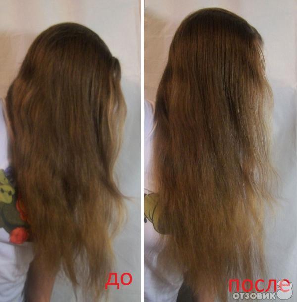 Как сделать чтобы концы волос не загибались