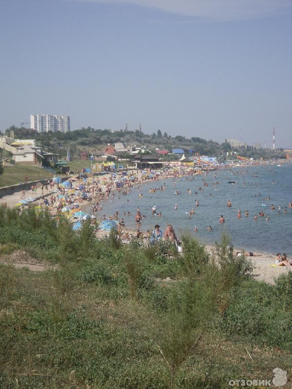 Пляжи ильичевска фото