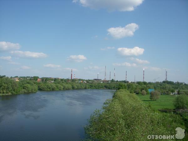 воскресенск московская область фото города сверху картинка песочные