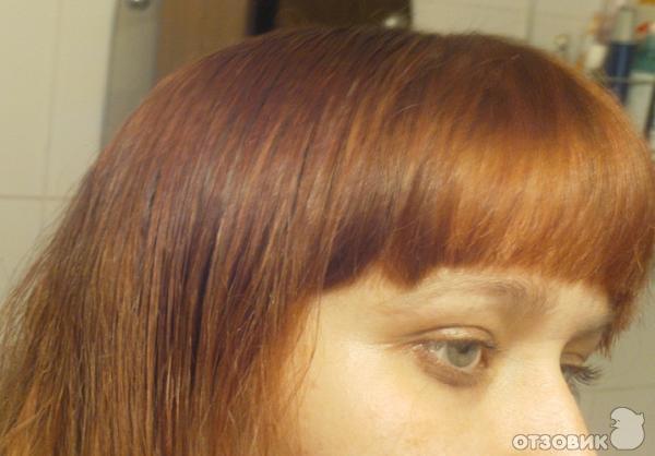 Медный тициан цвет волос фото