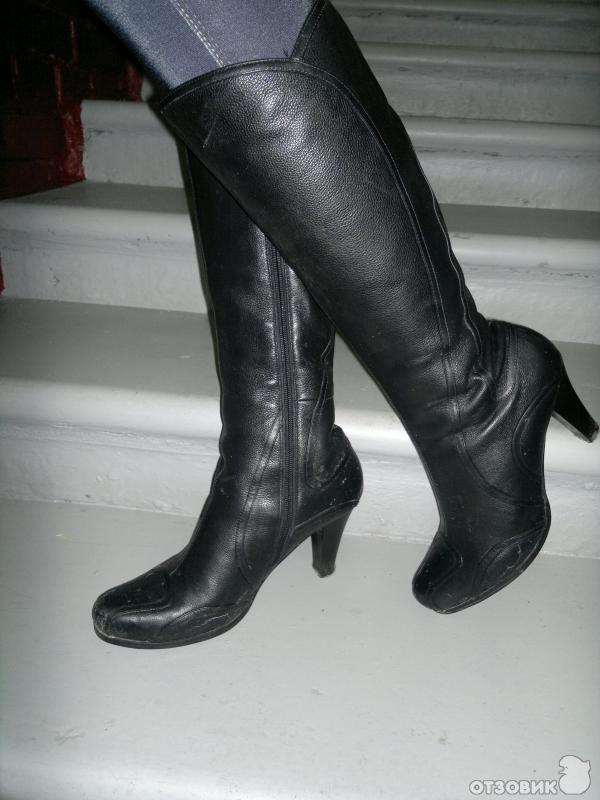 d2c528fe5 Отзыв о Женские зимние сапоги Carnaby | Обувь CARNABY – это смелость ...