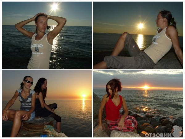 эта как правильно фотографировать против солнца всего