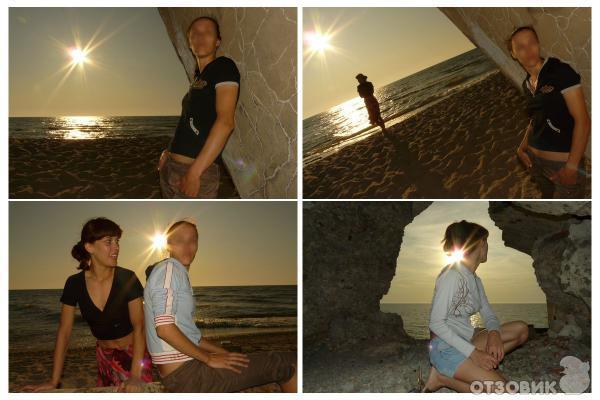 кстати, как правильно фотографировать против солнца скандивнавских рун